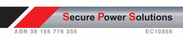 Secure Power Solutions